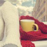 Alternativas para calentar los pies en invierno
