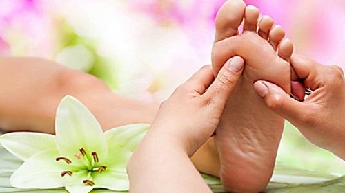 Beneficios de los masajes en los pies
