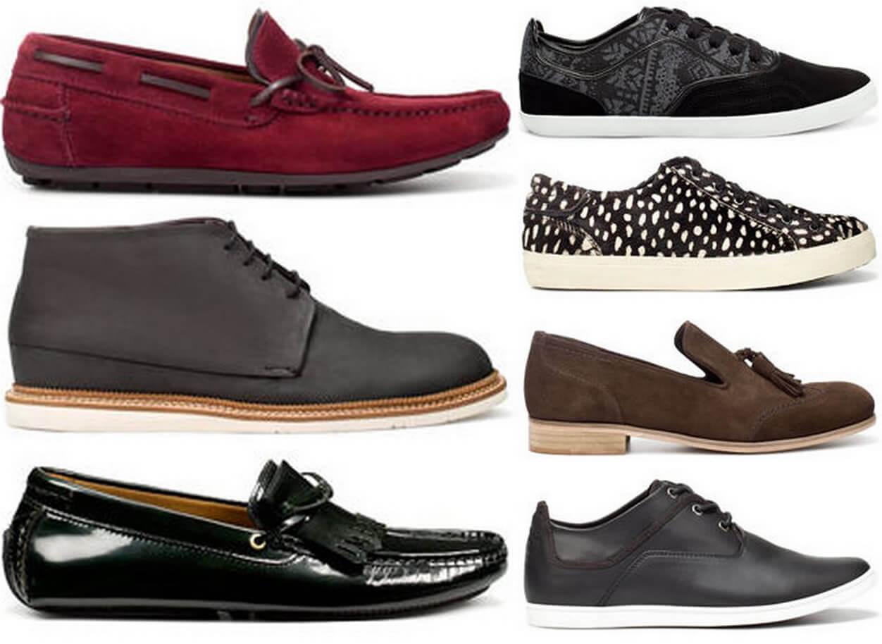 Zapatos que todo hombre debe tener