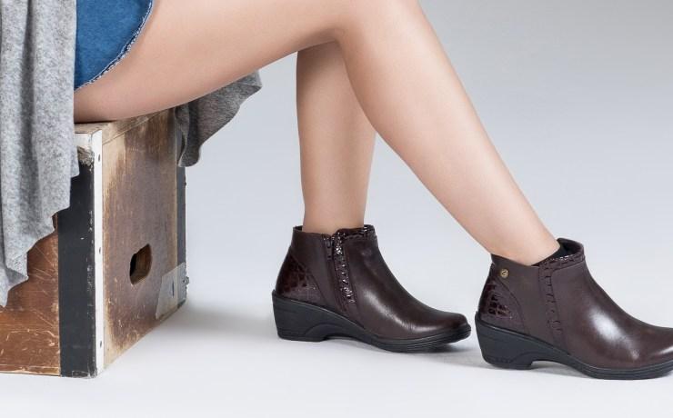 Cómo elegir Zapatos comodos para pies anchos