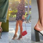 Cómo usar zapatos con flecos