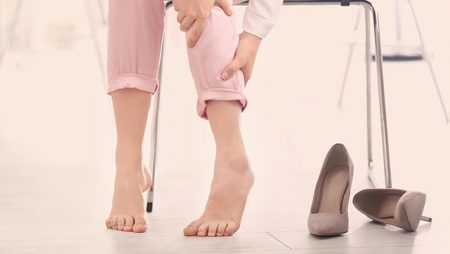 Cómo elegir zapatos para estar de pie todo el día