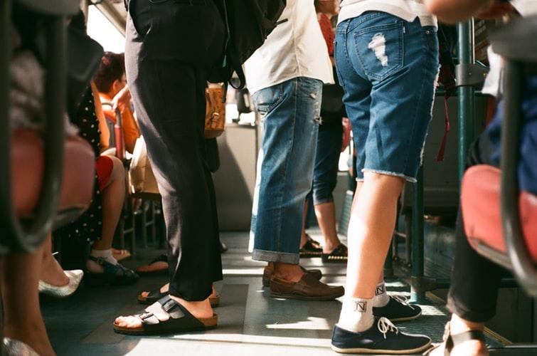 Recomendaciones para vestir sandalias para hombres