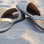 Cómo limpiar bien tus sandalias