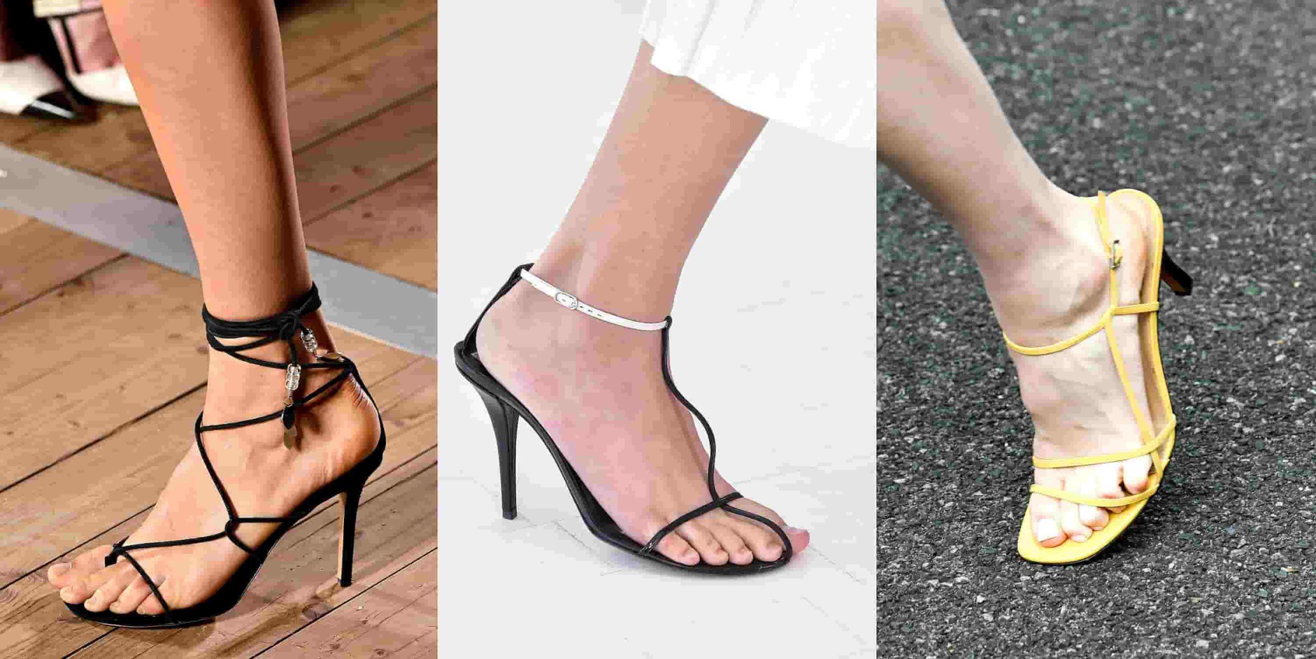 sandalias en tendencia para este verano