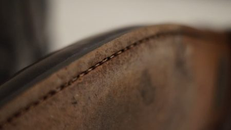 Diferencias entre las suelas de cuero y de goma